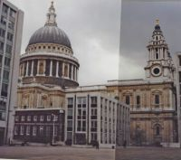 St. Paul's Cathedral, London, 1991