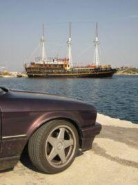 Bmw e30 convertible Greece 2