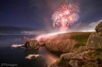 Land's End fireworks,