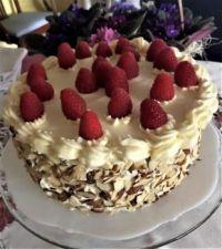 Birthday Cake for Sally and Adam