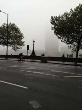 Where did London go?