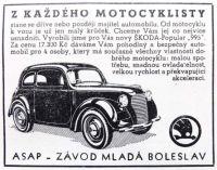 advertising, 1938
