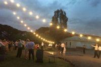 Wedding before fire hits in Victoria, Australia