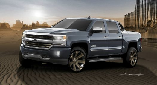 2016-Chevrolet-Silverado-High Desert