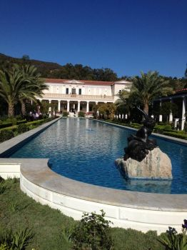 Getty Villa - 1