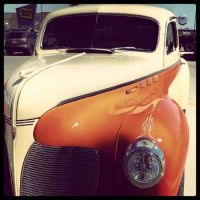 Beautiful Rust & Cream