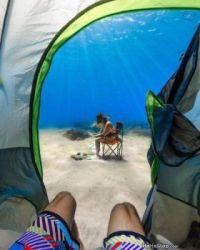 Exotic Camping Spot