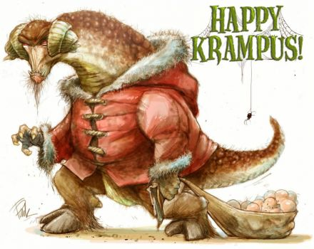 Happy Krampus!