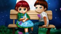 cute-cartoon-love-couple