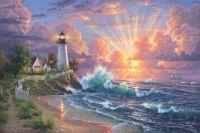 Light of Hope  -- by Abraham Hunter