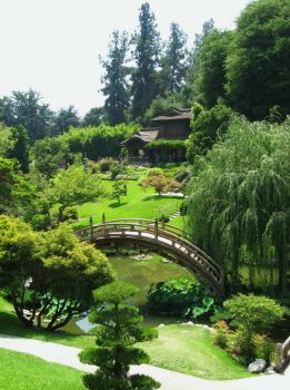 Japanese Garden, The Hungtinton, Los Angeles