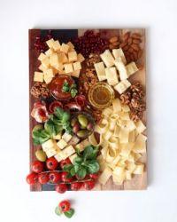 Cheese & Nut Board