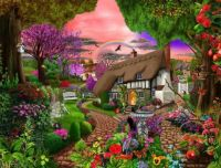 Cottage Garden Rainbow