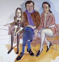Alice Neel 3 persons