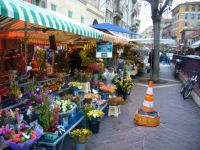 Flower Stall in Nice