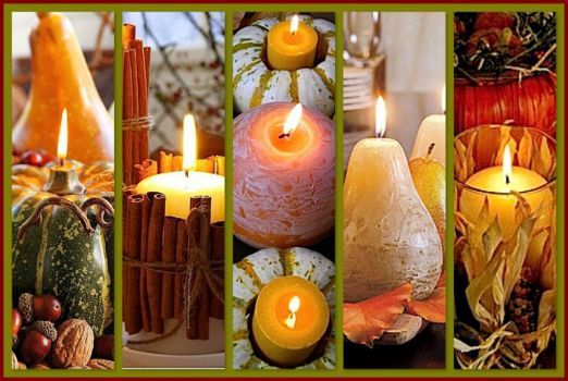 Fall Candles! (BOARDS)