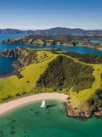 Bay of Islands. New Zealand