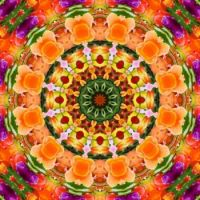 kaleidoscope 298 colours 2 very large