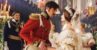 VICTORIA - 2017, TELEVISION SERIES   JENNA COLEMAN AND TOM HUGHES