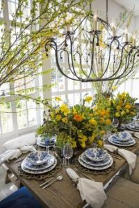 A Spring Table