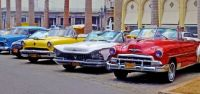 Cars of Cuba #4 - Chevy, ??, Mercury, Buick, Chevy