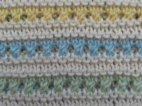 multi color knitting
