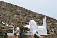 Church on island of Naxos, Greece