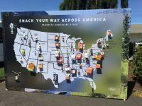 Ford Surveys States for Favorite Road Trip Snack