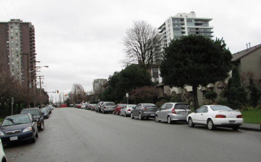 Same Street, North Vancouver, Canada