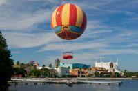 Tinkerbell's balloon