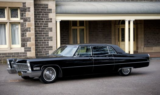1967 Cadillac Fleetwood 75 limousine | 112 pieces jigsaw puzzle
