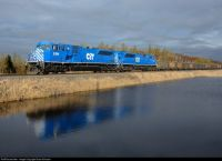 Northshore Mining EMD SD9043MAC Dave Schauer Photo