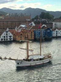 Norwegian Sailing Ship