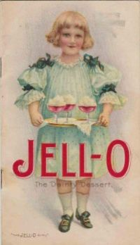 The Jell-O Girl 1905