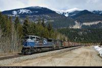 Candadian National railway Tete Jaune BC tim stevens