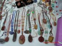 Theme: Jewelry    Necklaces I made ....1