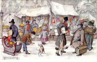 Dutch artist Anton Pieck #9