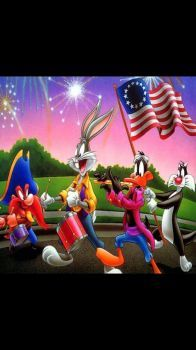 Looney Toons 4th