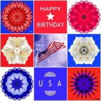 Happy Fourth USA