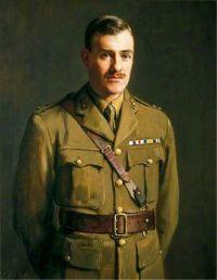 Portrait of Unknown Soldier