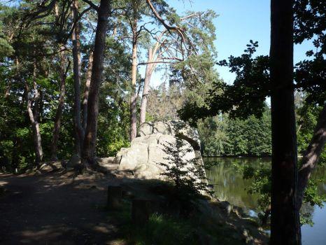 Struhařovský rybník