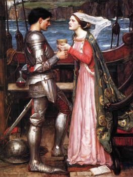Tristram & Isolde - Waterhouse