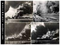 Pearl Harbor --  December 7, 1941....