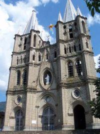 Iglesia de Jardín - Antioquia (Colombia)