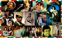 Top 12 Hits of 1970 (50 years ago) Collage