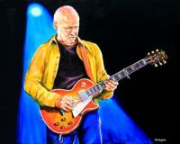 Mark Knopfler and 59 Les Paul