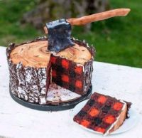 For your favorite lumberjack