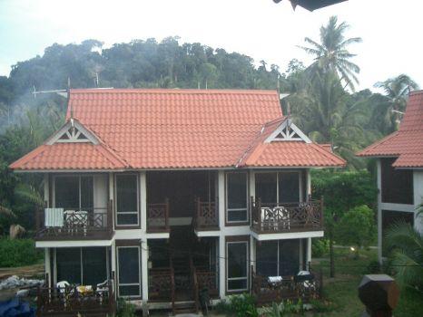 Holiday chalets on Tioman Island - Malaysia