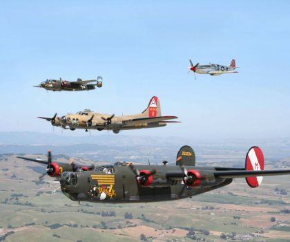WWII Planes