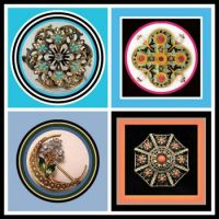 Beautiful Vintage and Antique Brooches